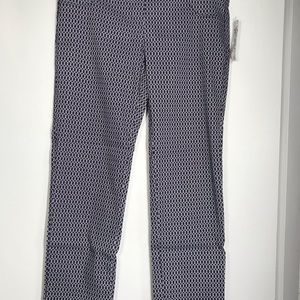 sensational collection Pants - Sensational Collection xLarge blue white pants